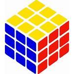 Cube Rubik Clip Clipart Icon