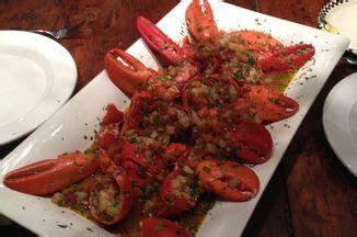 lobster sauteed  cognac sauce recipe  food