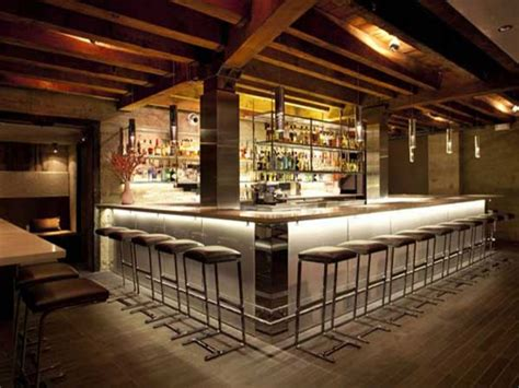 Contemporary Bar Designs by Small Room Interior Design House Modern Bar Designs
