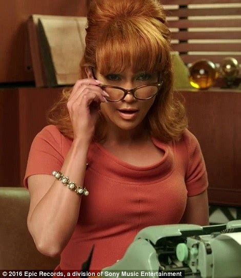 Jennifer Lopez's video for Ain't Your Mama sees star play