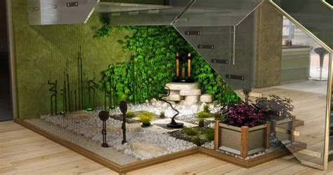 taman ruangan rumah jasa pembuatan taman murah