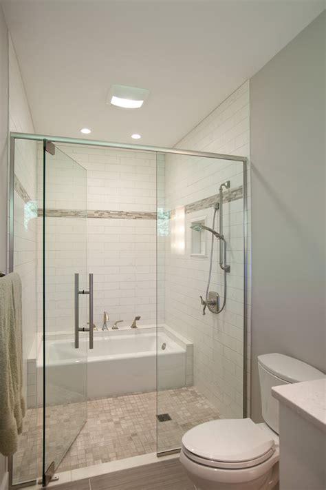 guest bathroom  tub nest designs llc