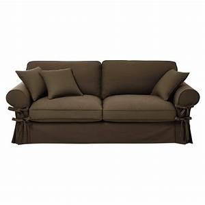 4 Sitzer Sofa : sofa 3 4 sitzer aus baumwolle taupefarben butterfly ~ Indierocktalk.com Haus und Dekorationen