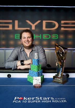 Pca 2013 Scott Seiver Wins The Super High Roller! Poker