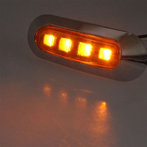 led lights clearance 12v truck clearance lights trailer led light 2 colors