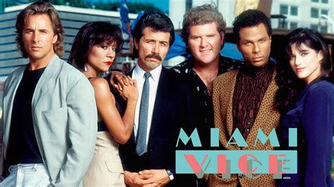facts about the hit tv show miami vice dailydisclosure