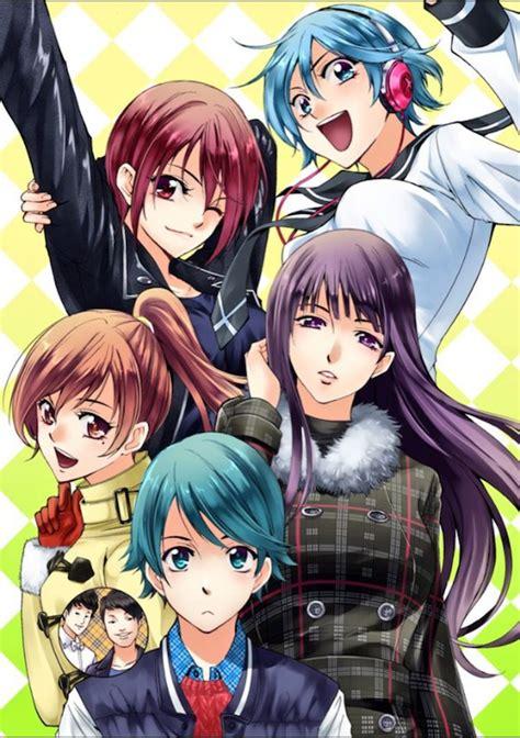 Fuuka Anime Genres Le F 251 Ka Licenci 233 En