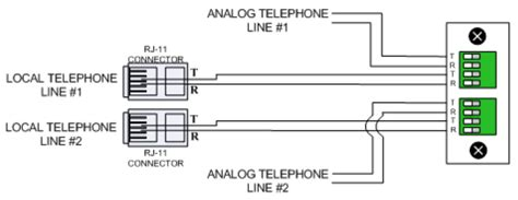Analog Phone Wiring wiring audio inputs and outputs bi systems