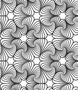 Design Patterns Black And White ClipartFox Black White ...