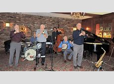 New Black Eagle Jazz Band at Ken's Steak House New