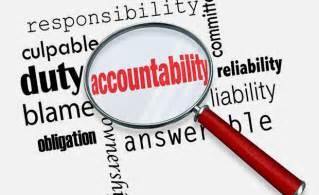 Leadership Accountability Quotes