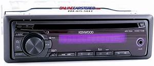 Kenwood Kdc Wma Playback Front Aux Input  Wireless Remote  And