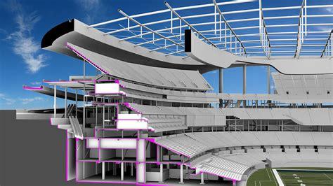 la sp sn  stadium   archpapercom