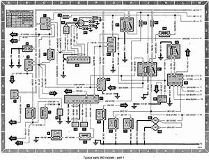 saab 900 wiring diagram pdf collection With saab wiring diagrams
