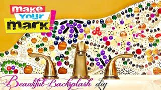 how to make a backsplash in your kitchen montano 9784