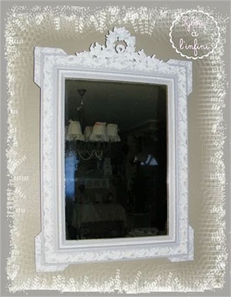 relookage de cadre de miroir ancien esprit gustavien tuto sylvie 224 l infini