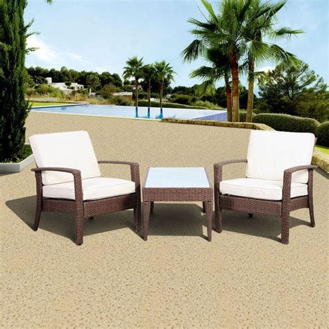 triyae contemporary outdoor patio furniture