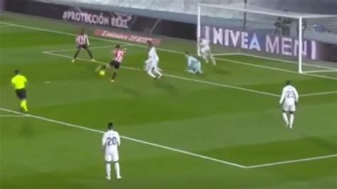 Real Madrid vs. Athletic Club EN VIVO: ver GOL 1-1 de ...