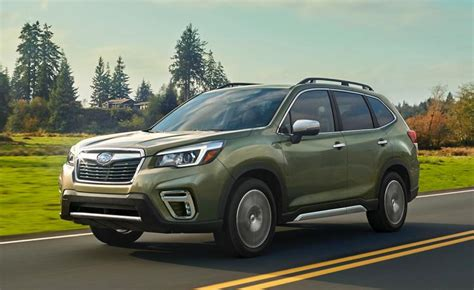 subaru forester 2019 news subaru announces pricing for the new 2019 forester ny