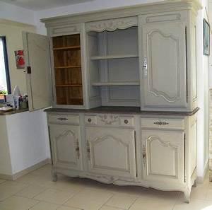 charmant repeindre un meuble en chene 1 17 meilleures With repeindre un meuble en chene