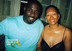 Kim and Idris Elba