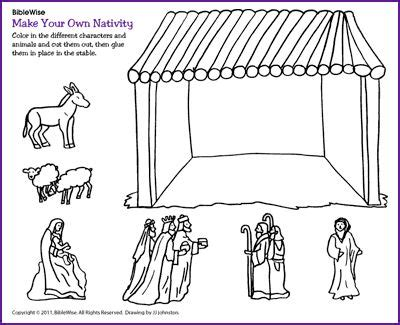 printable christmasreligious scenes to add your own poems to and print 17 best images about nativity on