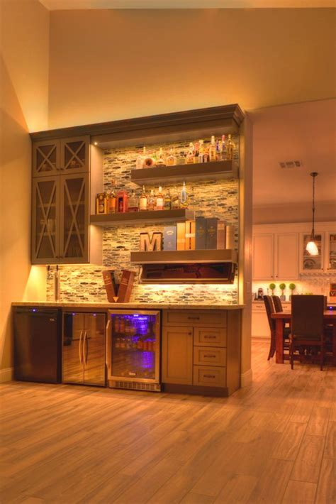 home bar  wet bar cabinets phoenix az copper canyon