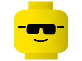 LEGO Faces Clip Art