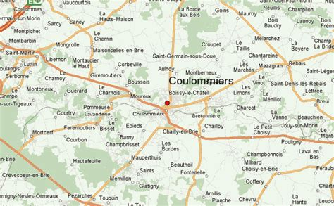 coulommiers stadsgids