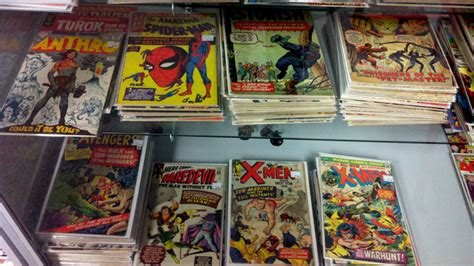 Top 5 Comic Book Stores In Mississauga Insaugacom