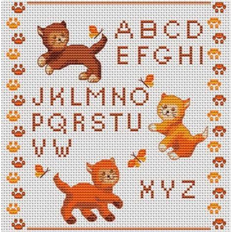 modele lettre point de croix gratuit mod 232 le alphabet point de croix 2