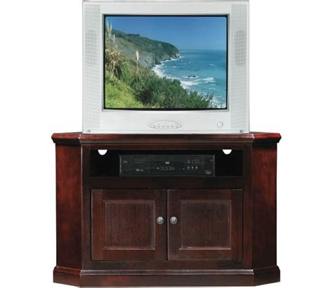 hacker  corner flat screen tv stand  storage