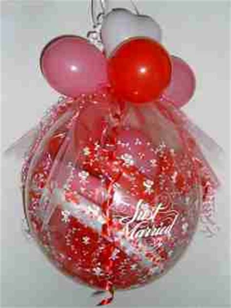 luftballon verpackung ballon geschenke