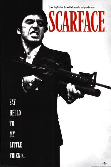scarface posters  allposterscom