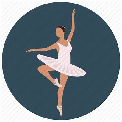 Icon Dance Ballet Dancer Ballerina Icons Dancing