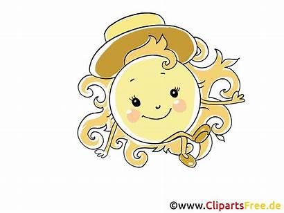 Sonne Grafik Clipart Kostenlos Icon Bild Pictogram