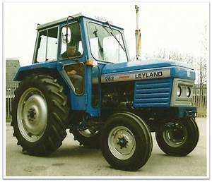 Leyland 262 Syncro Tractor  U2013 Classic Connections