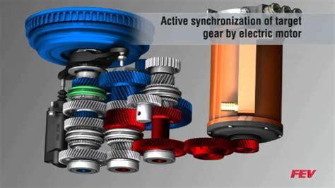 Fev Speed Hybrid Automated Manual Transmission Amt