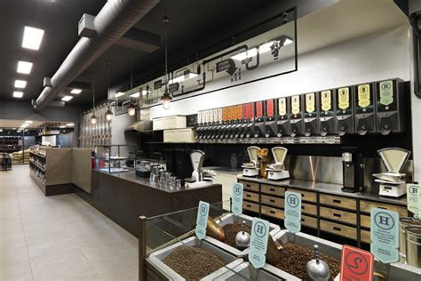 Currently in stock at the bookstore. » The Coffee Company store by Studio Ginger, Melbourne