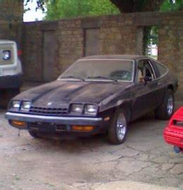 1977 Buick Skyhawk Night Hawk Muscle Car Build by 77nighthawk