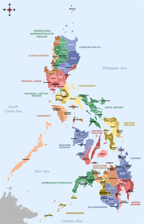 templateprovinces   philippines image map wikipedia