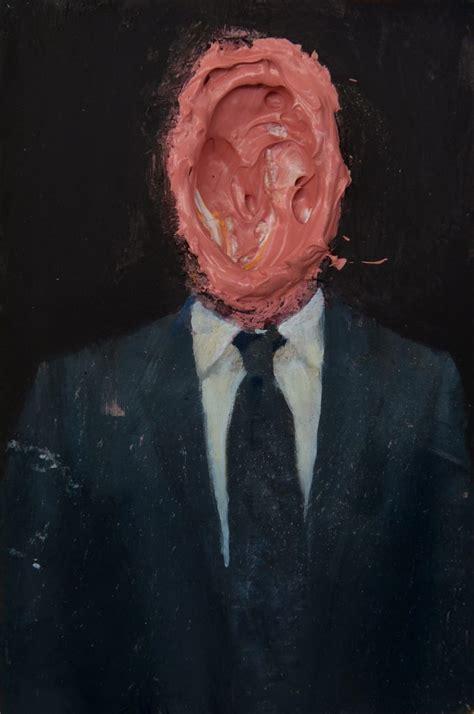 Empty head - Daniele Galliano