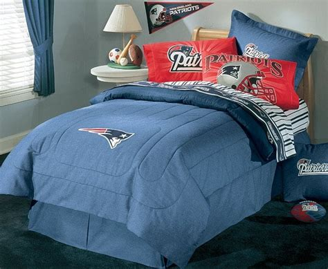patriots comforter queen nfl new patriots comforter set 1147765 overstock shopping great deals