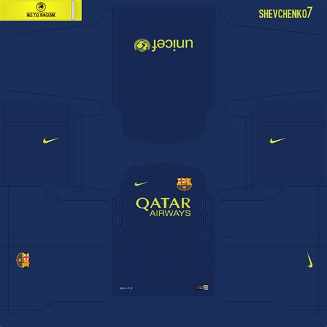 Barcelona Kits 512x512 Dream League Soccer 2017/18