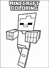 Minecraft Coloring Pages Zombie Printable Spider Alex Colorings Getcolorings Print Characters Getdrawings Cool Comments Col sketch template