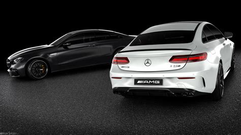 Incredible Mercedesamg E63 S Coupe Renderings Show Why It