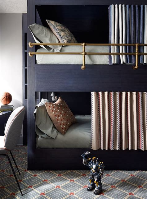 inspired  bunk beds   guest room  inspired room
