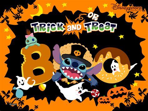 Lilo And Stitch Halloween by Stitch Halloween Wallpaper Lilo Amp Stitch Wallpaper