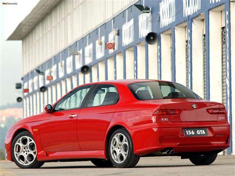 Alfa Romeo 156 GTA ZA-spec 932A (2003–2005) wallpapers ...