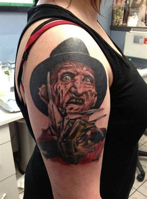 freddy krueger tattoos